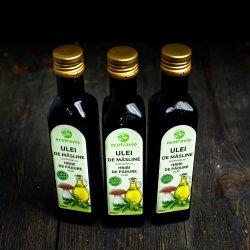 Ulei de măsline aromatizat cu hribi