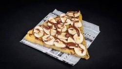Clătite cu Nutella si Banane image