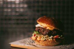 Brie Burger image