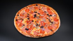 Pizza Blue Family image