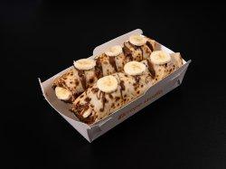 Clătită cu nutella și banană image