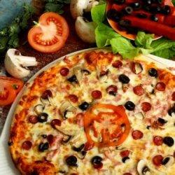 Pizza Afumată