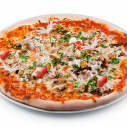 Pizza fructe de mare