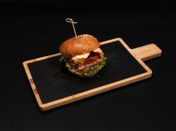 Burger de Vită și Bacon image