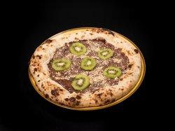 Pizza cu Nutella image