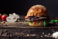 Black Forest Burger image