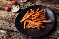 Sweet Potatoes Fries image