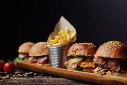 Variety Burgers image