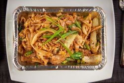 Stir Fried Spicy Noodles with Duck image