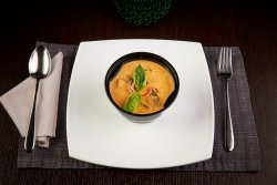Duck in Red Curry image