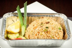 Fried Rice with  Vegetables image