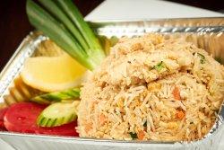 Thai Fried Rice with Pork image