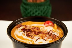 Typical Massaman Curry with Chicken image