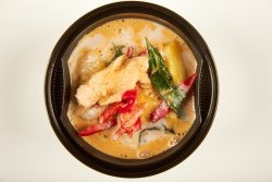 Pork curry with pineapple image