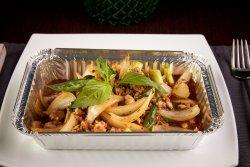 Stir Fried Chicken with Basils image