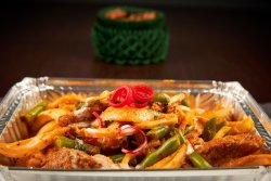Stir Fried Curry with Fish image