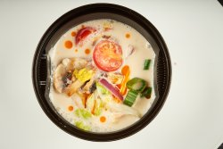 Tom Kha  Vegetable image