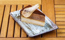 Chocolate Pear Cake image
