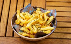 French Fries with Herbs or Paprika image