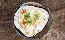 Naan: Fresh Indian Tandoor Flat Bread image