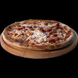Pizza Con Carne image