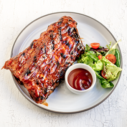 Meaty Sticky Pork Ribs 320 gr image