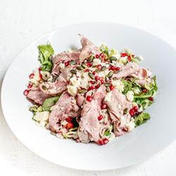 Beef Pastramy Salad 300 gr image