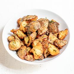 Cartofi Rupti -Crushed Potatoes Tarragon & Chili 300 gr image