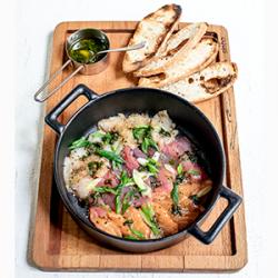 Hot Oil Fish Sashimi 150 gr image