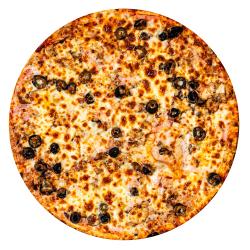 Pizza Mediteranea image