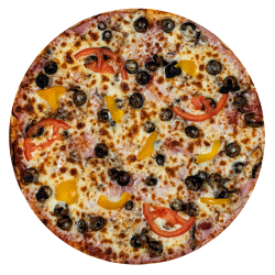 Pizza Ibiza specialitatea casei image