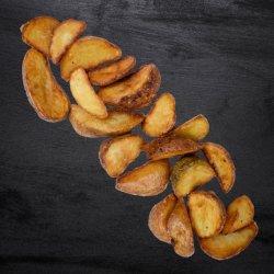 Cartofi Wedges în coajă image