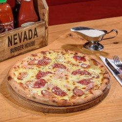Pizza Retro image