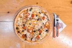 Pizza Veggie image