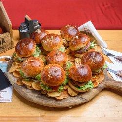 Platou mini burgeri image