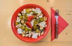 Salată Caesar picantă image