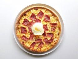 Pizza Carbonara image