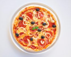 Pizza Speciale image