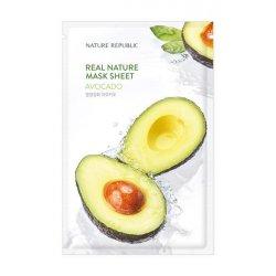 Mască avocado nature republic image