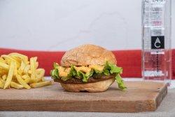 Sandwich Burger de pui image