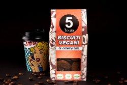 Biscuiți vegani cicoare și ovaz image