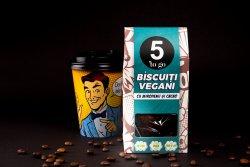 Biscuiți vegani mirodenii și cacao image