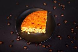 Orange cake image