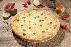 Pizza biancaneve image