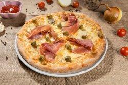 Pizza gorgonzola image