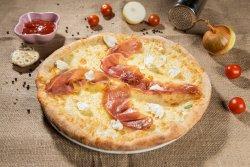 Pizza mascarpone image