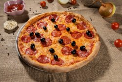 Pizza pordoi image
