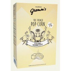 Popcorn caramel cu unt sărat image