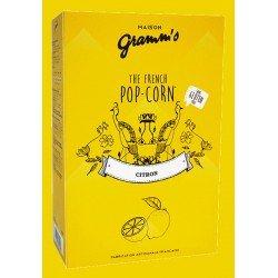 Popcorn caramel cu unt sărat si lămâie image