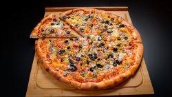 Pizza buchet de legume image